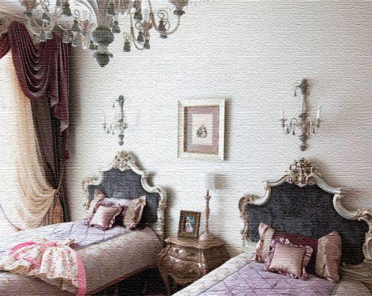 Итальянские страсти с ноткой Востока в интерьере огромной квартиры Сосо Павлиашвили