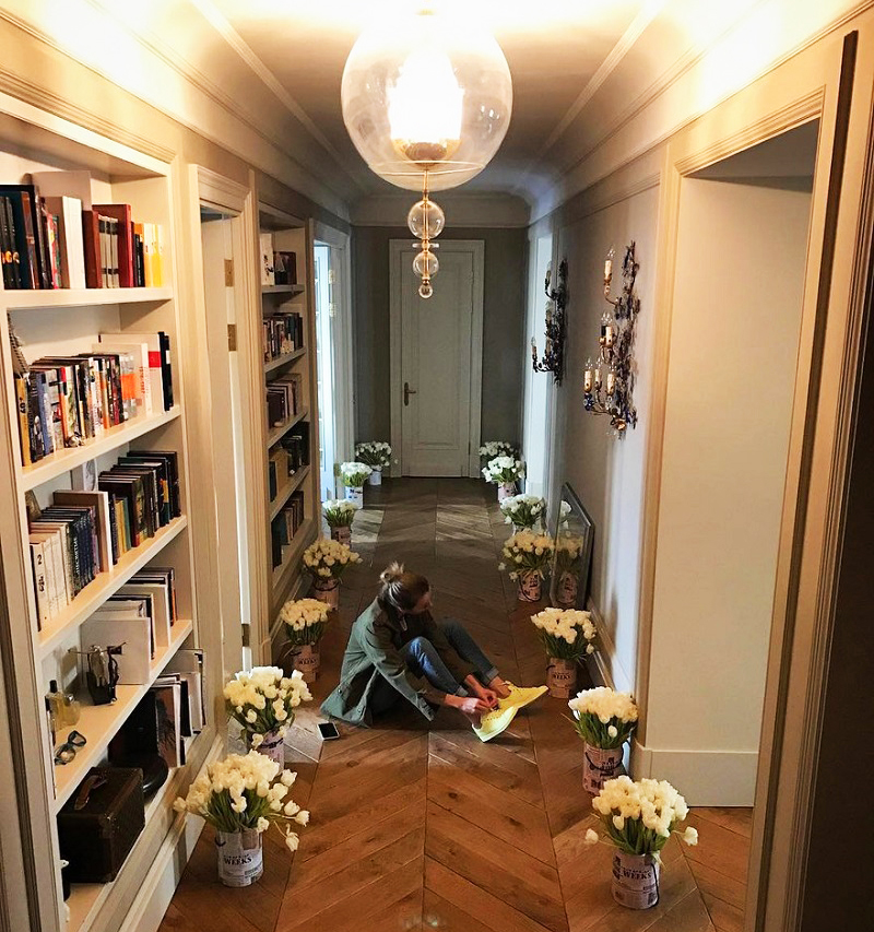 В какой квартире живёт после развода Светлана Бондарчук