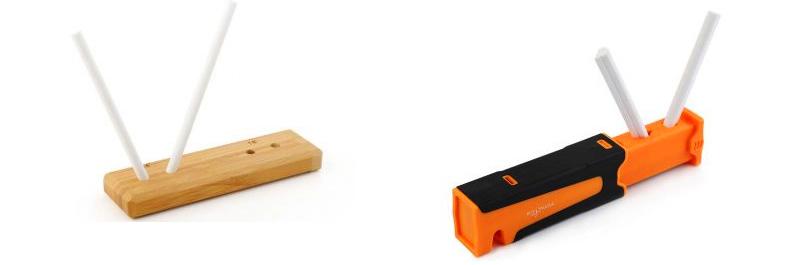 Компактные точилки с вертикальными стержнями