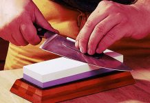 Угол заточки ножа в зависимости от назначения