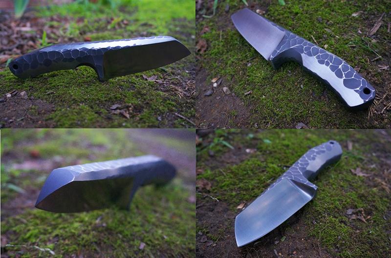 Ножи из титанового сплава стоит довольно дорого, поэтому чаще всего производятся в декоративно-подарочном варианте