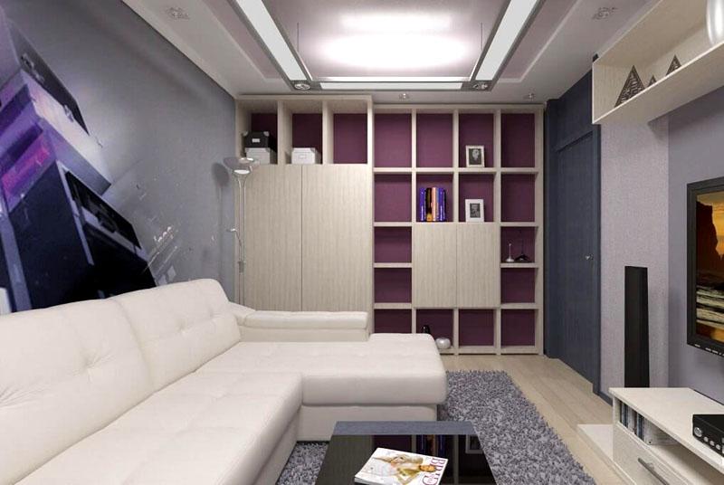 При правильном подходе хрущёвка может выглядеть красиво и быть комфортной и без сноса стен