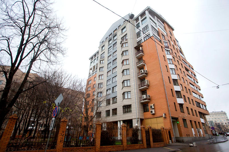 Где живёт Сергей Лавров