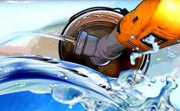 Как из дрели сделать насос для откачки воды