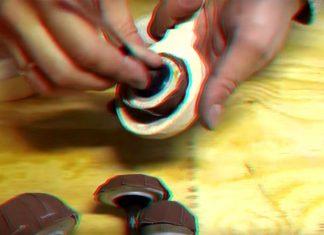 как сделать насадку на дрель для шлифовки