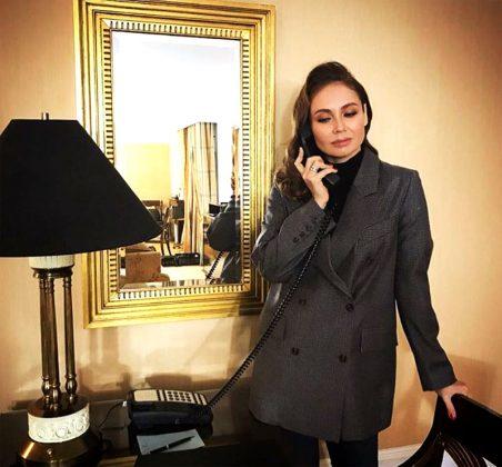 Ляйсан Утяшева показала роскошный дворец, в котором она живёт с Павлом Волей