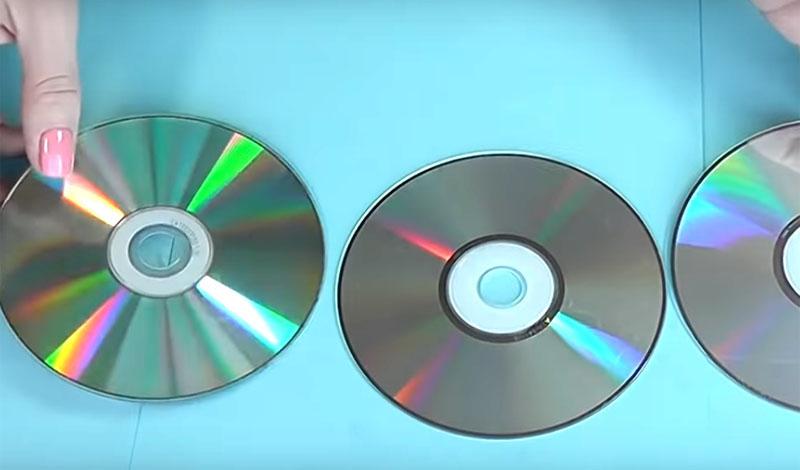 Модные интерьерные идеи из CD-дисков
