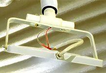 Подключение светодиодного прожектора в обычный патрон
