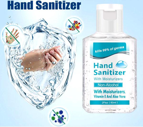 Использование антисептика в экстренных случаях может заменить мытье рук