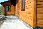 Дизайн обшитых сайдингом домов: фото и полезные рекомендации