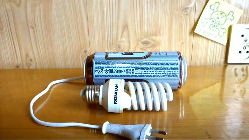Электроэффлювиальный аэроионизатор