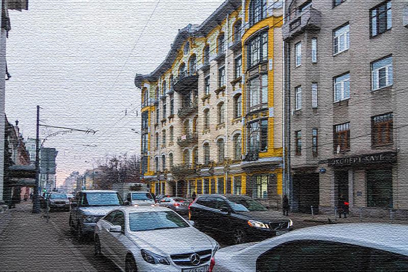 Познер и его совмещённая квартира