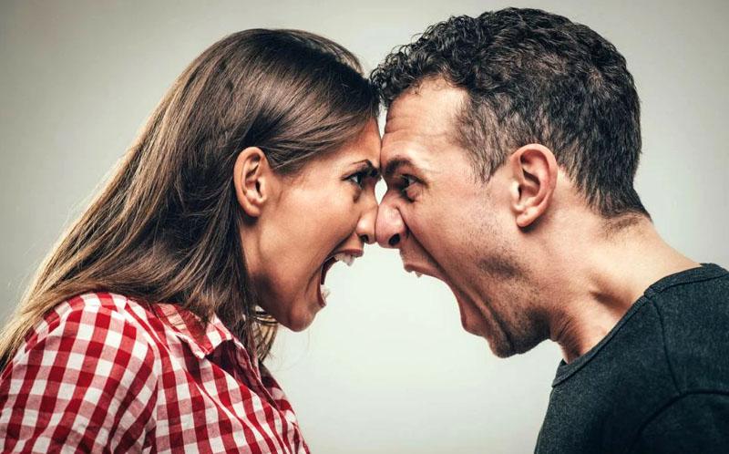 Нарушение потоков Ци может привести к постоянным ссорам в семье