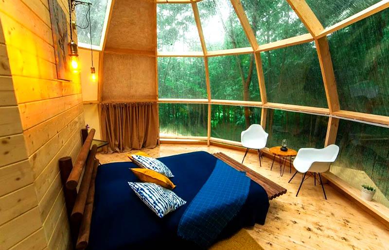5 локаций для уединённого отдыха в Подмосковье