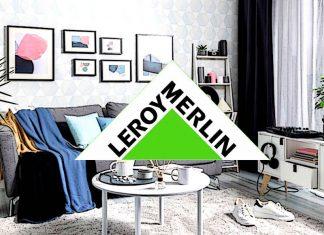 Готовый проект гостиной от Леруа Мерлен