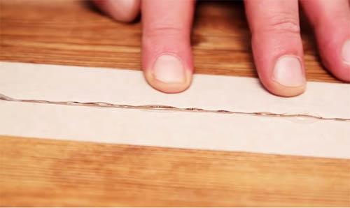 Соединение должно быть прочным, или Как спаять линолеум в домашних условиях
