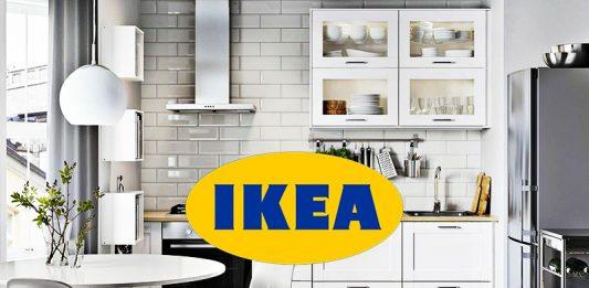 Кухня мечты из ИКЕА