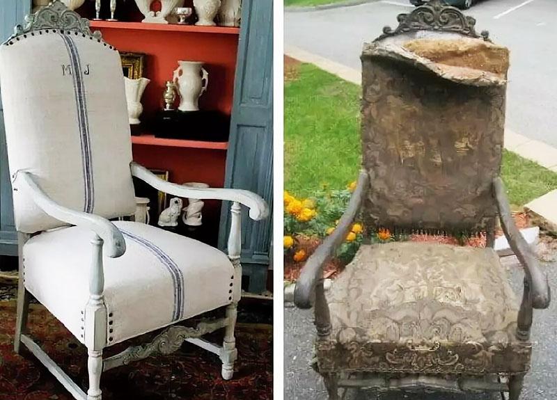 Вот что называется «вторая жизнь» для кресла