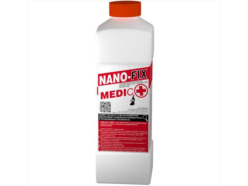 NANO-FIX эффективен в борьбе