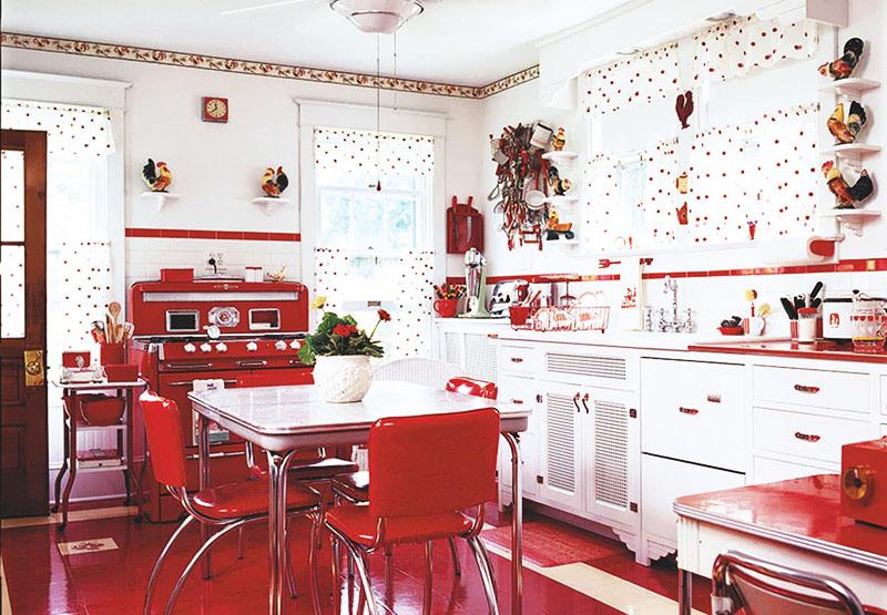 Делаем рядовую квартиру уникальной: декор стен на кухне