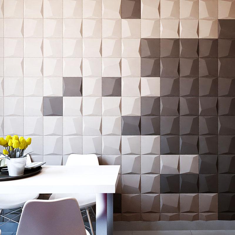3-D панели — оригинальное решение для декора кухни