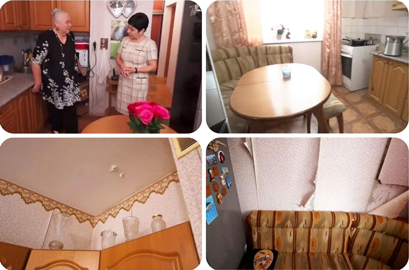 Галина Стаханова и её новый дом