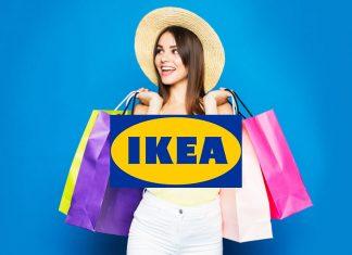 ИКЕА: распродажа 50 %