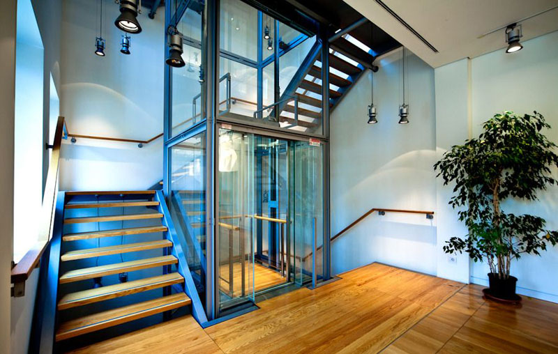 Как устроить лифт в частном доме