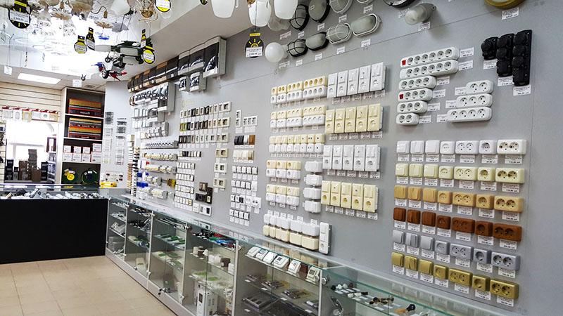 Хороший электрик знает надёжных поставщиков с лучшими ценами
