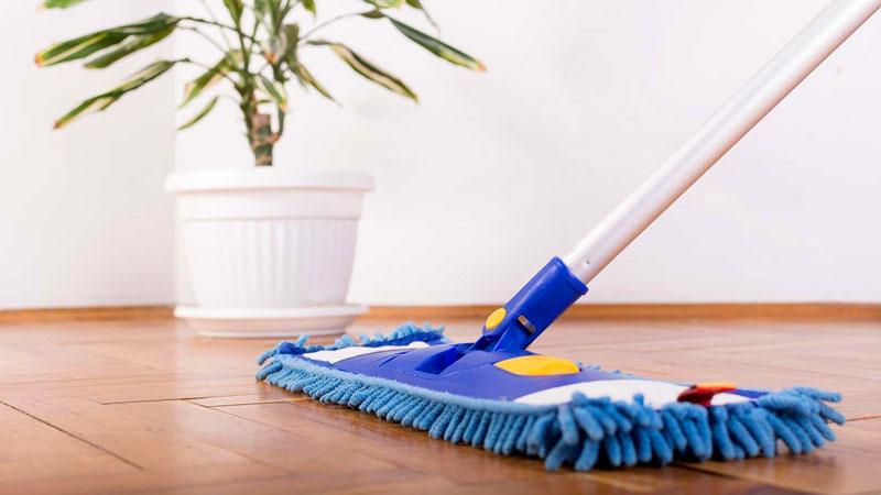 Чем чаще вы будете делать такую влажную уборку, тем легче будет переносить жару