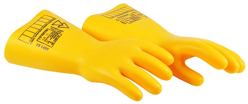 Диэлектрические перчатки могут однажды спасти жизнь