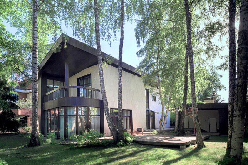 Маргарита Пушкина и её дом