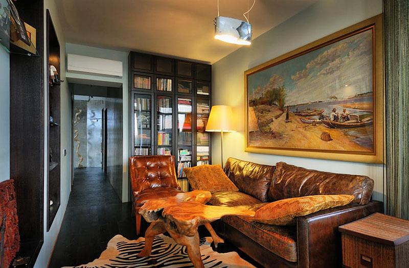 Митя Фомин показал странную перепланировку своей роскошной двухэтажной квартиры