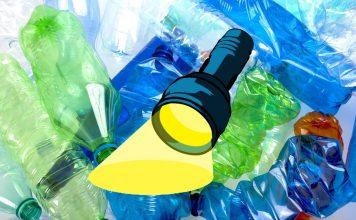 Вечный фонарик из пластиковой бутылки
