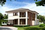 Площадь одинаковая, а затраты разные: одноэтажный дом 12×12 и двухэтажный 9×9 − какой дешевле строить