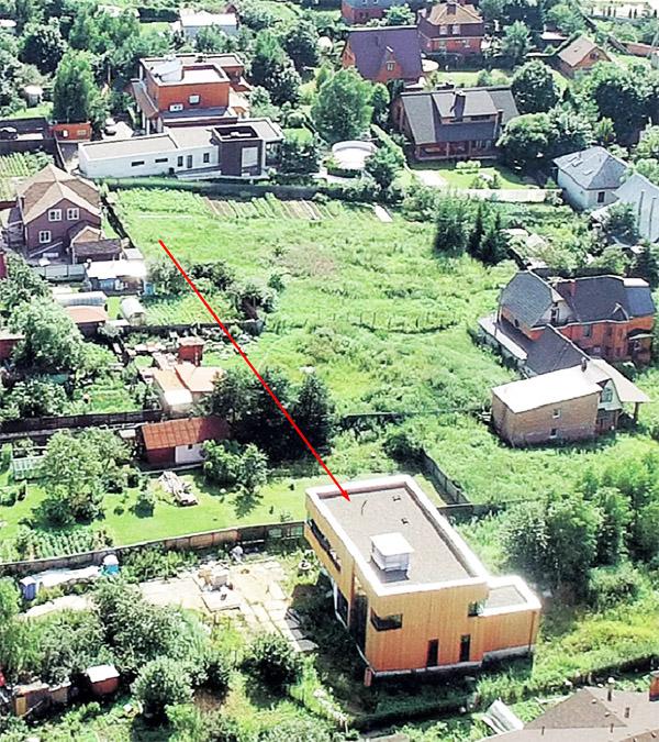 Квартира Ольги Шелест