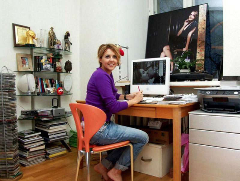 Чудо-мама Ольга Шелест показала свой необычный дом
