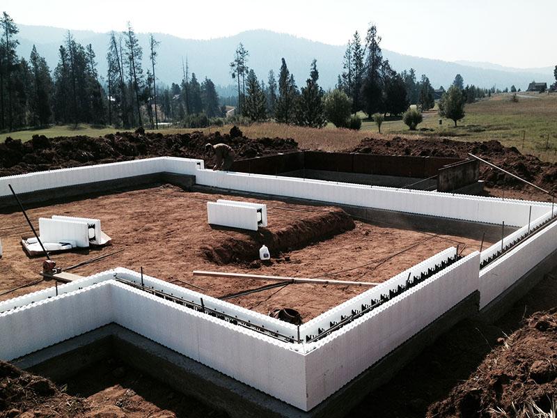Фундамент – это основа всего строительного процесса