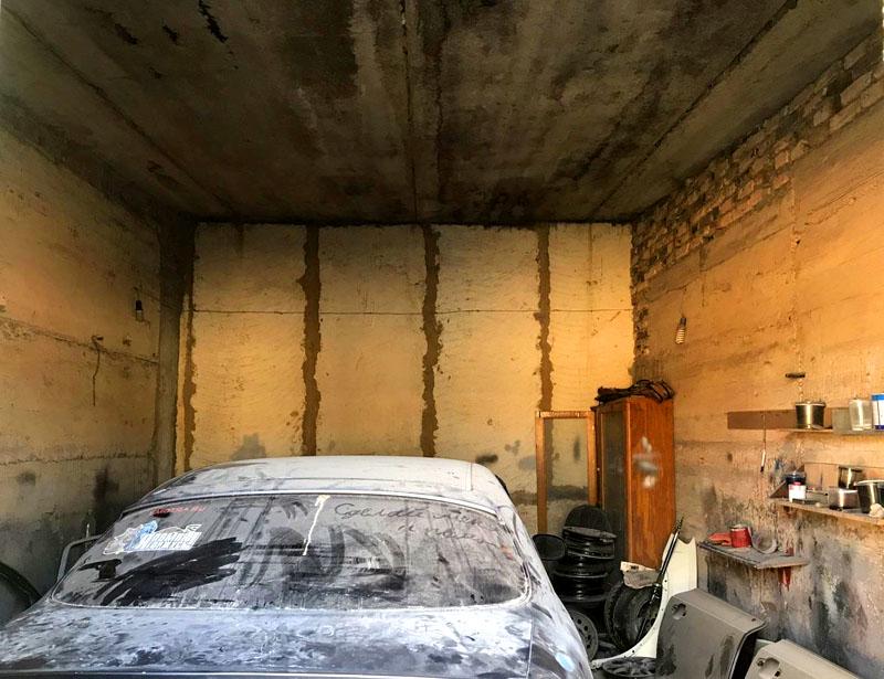 Способы избавиться от пыли на бетонном полу в гараже
