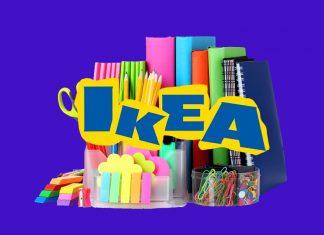 Топ-5 товаров ИКЕА для школьников и студентов