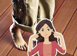 Устранение скрипа деревянного пола, не срывая доски