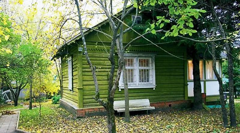 Ирина Мирошниченко и её квартира