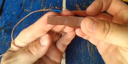 Только качественная изоляция, или Как надёжно заизолировать провод без изоленты с помощью пластиковой пробки