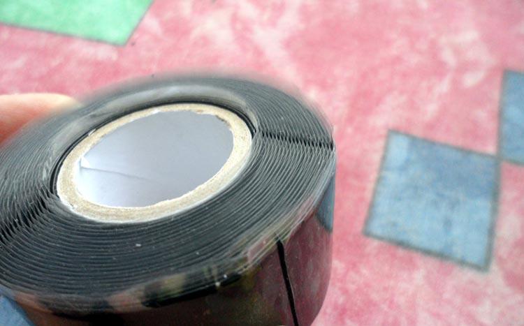 Бобина силиконовой ленты