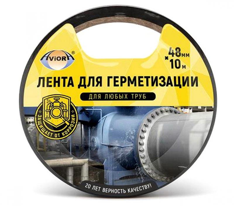Лента для герметизации производства московской компании Aviora