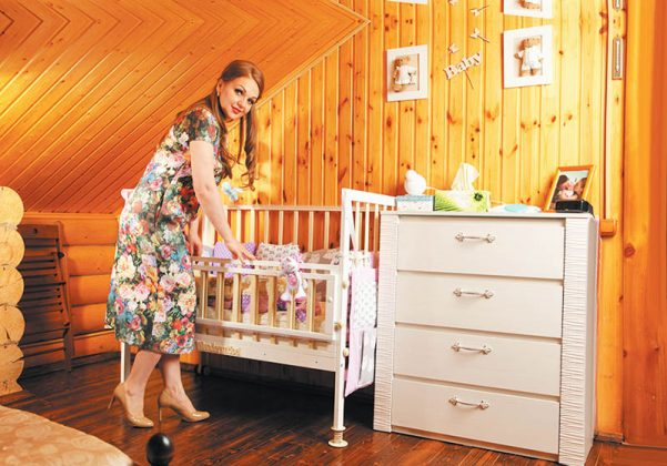 Красота неописуемая: дом Марины Девятовой, вызывающий восхищение