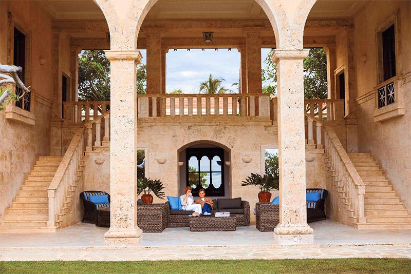 Место силы: роскошная доминиканская вилла легендарного Михаила Барышникова