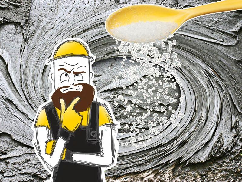 Сахар в бетоне купить бетон 24