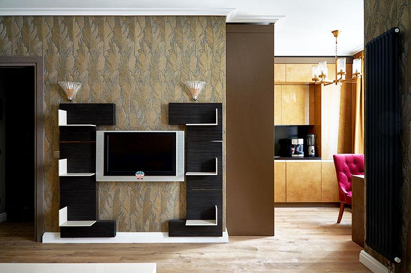 Мария Шукшина показала ремонт своей квартиры, который многие сочли аляповатым