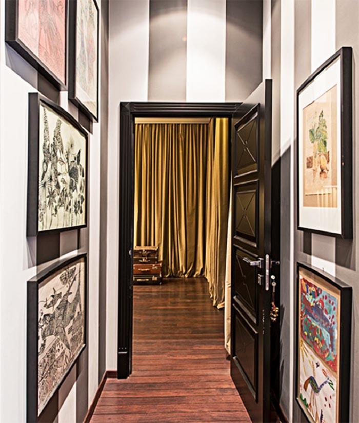 Регина Мянник показала уникальный стиль своего роскошного загородного дома